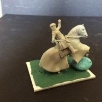 Alan Ball medieval miniature master