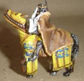 Danish king medieval valdemar toysoldier
