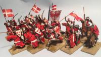 Medieval danish Cavalry