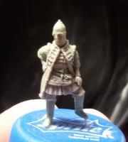 Alexander nevsky miniature figure model