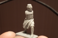 Medieval knight toysoldier