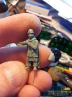 Medieval swedish knight
