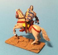 Danish king, back finished