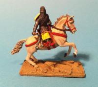 Danisk king, figure ready