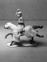Mounted Knight Alan Ball