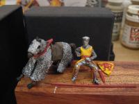 Medieval Danish Knight