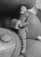 Medieval warrior raid