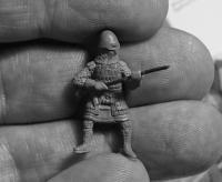 Medieval Russian spearman