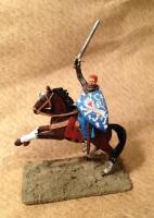Medieval swedish nobleman