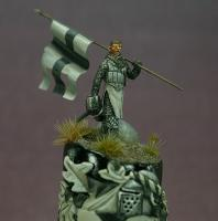 Teutonic 25mm miniature
