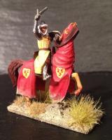 crusader in the holyland