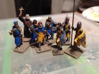 Medieval Swedish knights