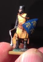Medieval swedish knight, not completed