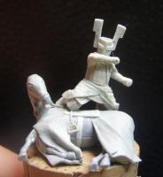 dismounted teutonic knight in progress