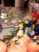 Medieval spearman 3
