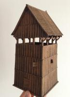 medieval guard tower