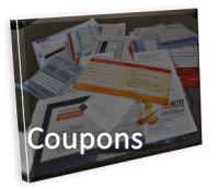 Per Hand ausgefüllte Coupons & Gutscheine im Computer erfassen
