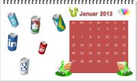 1 Januar 2013