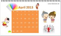 4 April 2013