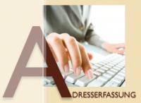 Adresserfassung