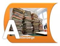 Aktenberge