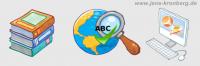 Büroservice Angebot Adressen online recherchieren