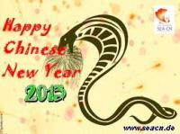BüroService Kronberg wünscht Happy Chinese New Year 2013