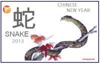 ScanService Kronberg wünscht Happy Chinese New Year 2013