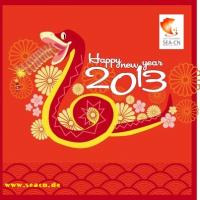 Unser Scanservice Happy Chinese New Year 2013