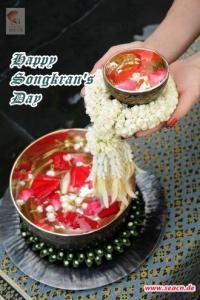 Happy Songkran Day 2013 wünscht unser Scanservice