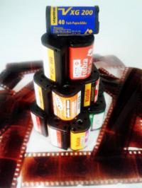 APS-Filmrollen, Filmpatronen digitalisieren auf DVD (8)