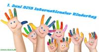 1. Juni 2013 Internationaler Kindertag