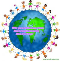 BüroService Kronberg wünscht viel Spaß am Internationalen Kindertag