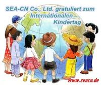 SEA-CN Co., Ltd. gratuliert zum Internationalen Kindertag