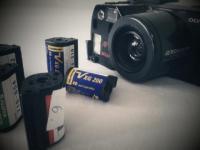 Negativfilmpatronen digitalisieren
