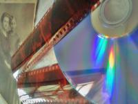 Alte Negativfilmstreifen digitalisieren auf DVD