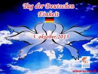Unser SchreibService gratuliert zum Tag der Deutschen Einheit 2013