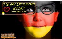 Unser Schreibdienst gratuliert zum Tag der Deutschen Einheit