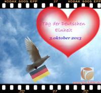 fastNOTE SchreibService gratuliert zum Tag der Deutschen Einheit