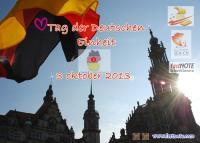 ScanService Kronberg gratuliert zum Tag der Deutschen Einheit