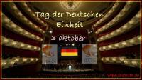 BüroService Kronberg gratuliert zum Tag der Deutschen Einheit