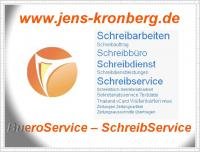 Bueroservice - Schreibservice