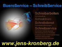 BüroService Kronberg - Schreibservice