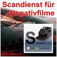 ScanDienst Kronberg - Negativfilme scannen