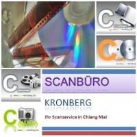ScanBüro Kronberg - Negativfilme scannen