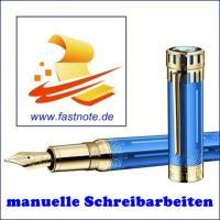 fastNOTE SchreibService b