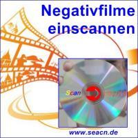 Scanservice Negativfilme einscannen