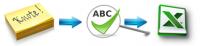 Büroservice Angebot handschriftliche Notizen in Excel erfassen