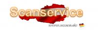 Scanservice für Kunden aus Österreich