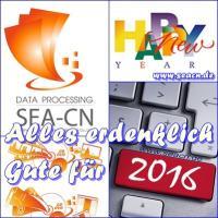 Gesundes Neues Jahr SEA-CN 2016 Co., Ltd.